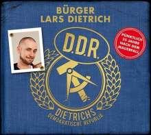 Bürger Lars Dietrich: Dietrichs Demokratische Republik (Digipack), CD