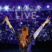 Andrea Berg: Atlantis - Live - Das Heimspiel, 2 CDs