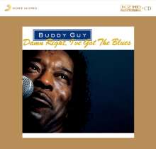 Buddy Guy: Damn Right, I've Got The Blues (Limited-Numbered-Edition) (K2HD Mastering), CD