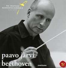 Ludwig van Beethoven (1770-1827): Ouvertüren, SACD