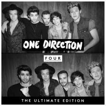 One Direction: Four (Digibook Hardcover CD-Format), CD