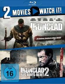 Ironclad 1 & 2 (Blu-ray), 2 Blu-ray Discs