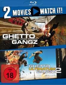 Ghetto Gangz 1 & 2 (Blu-ray), 2 Blu-ray Discs