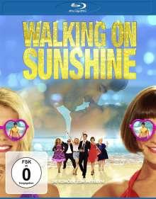Walking on Sunshine (Blu-ray), Blu-ray Disc
