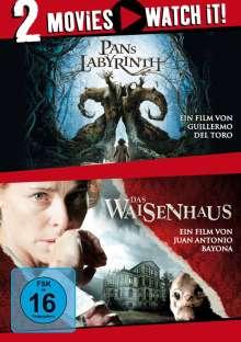 Pans Labyrinth / Das Waisenhaus, 2 DVDs