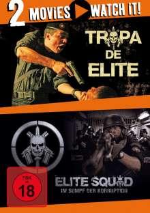 Tropa De Elite / Elite Squad, 2 DVDs