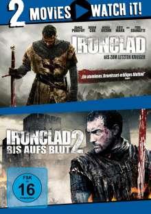 Ironclad 1 & 2, 2 DVDs