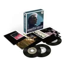 Jean Sibelius (1865-1957): Bernstein Sibelius - Remastered Edition, 7 CDs