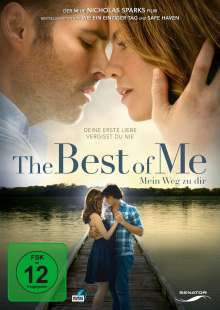 The Best of Me, DVD