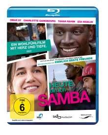 Heute bin ich Samba (Blu-ray), Blu-ray Disc