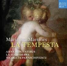 """Marianna Martines (1744-1812): Kantaten - """"La Tempesta"""", CD"""