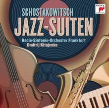 Dmitri Schostakowitsch (1906-1975): Jazz-Suiten Nr.1 & 2, CD
