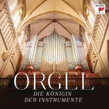 Orgel - Die Königin der Instrumente, CD