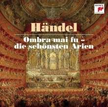 Georg Friedrich Händel (1685-1759): Opernarien, CD