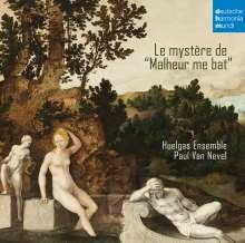 "Huelgas Ensemble - Le Mystere de ""Malheur me bat"", CD"