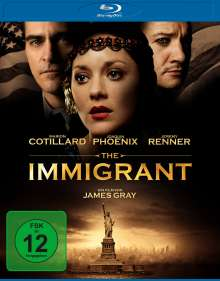 The Immigrant (Blu-ray), Blu-ray Disc