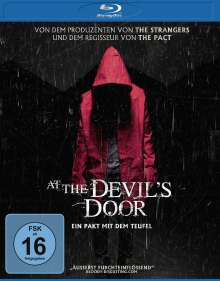 At the Devil's Door (Blu-ray), Blu-ray Disc