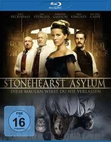 Stonehearst Asylum (Blu-ray), Blu-ray Disc