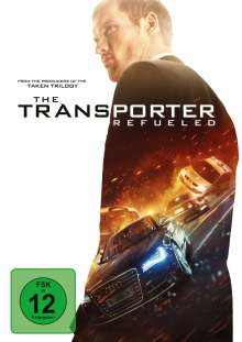 The Transporter Refueled, DVD