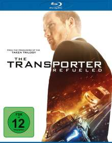 The Transporter Refueled (Blu-ray), Blu-ray Disc