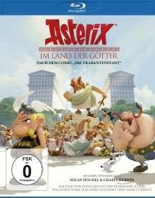 Asterix im Land der Götter (Blu-ray), Blu-ray Disc