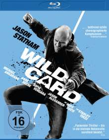Wild Card (Blu-ray), Blu-ray Disc