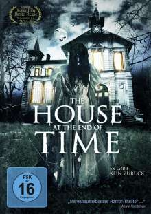 The House at the End of Time, DVD