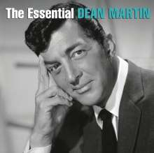 Dean Martin: The Essential Dean Martin, 2 CDs