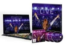 Andrea Berg: Atlantis - Live - Das Heimspiel (Limitierte Fan-Box) (2CD + DVD + Leinwand & Kalender 2015), 2 CDs