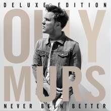 Olly Murs: Never Been Better (Deluxe Edition + 4 Bonustracks), CD