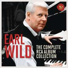 Earl Wild - The Complete RCA Album Collection, 5 CDs