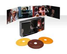 David Bowie (1947-2016): Nothing Has Changed: The Very Best Of Bowie (Deluxe-Edition), 3 CDs