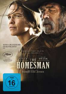 The Homesman, DVD