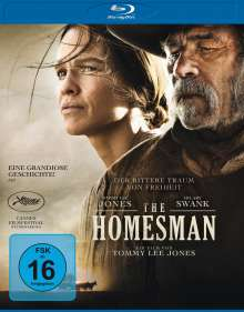 The Homesman (Blu-ray), Blu-ray Disc