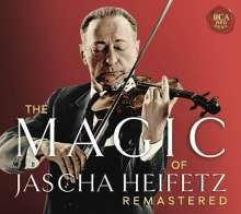 Jascha Heifetz - The Magic of (Remastered), 3 CDs