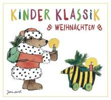 Kinderklassik & Weihnachten, 2 CDs