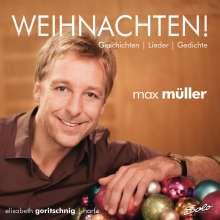 Max Müller: Weihnachten!, 2 CDs