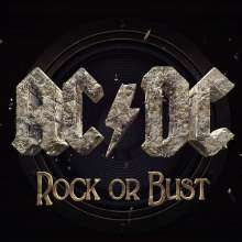 AC/DC: Rock Or Bust, CD