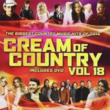 Cream Of Country Vol.18, 2 CDs