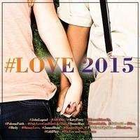 Love 2015, 2 CDs