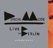 Depeche Mode: Live In Berlin, 2 CDs