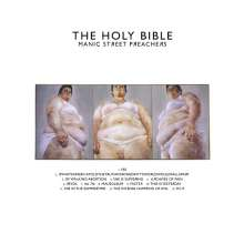 Manic Street Preachers: The Holy Bible 20 (180g) (Limited 20th Anniversary Edition) (LP + 4CDs), 5 LPs