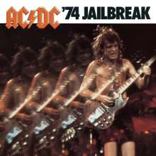 AC/DC: '74 Jailbreak, CD