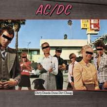 AC/DC: Dirty Deeds Done Dirt Cheap (Jewelcase), CD