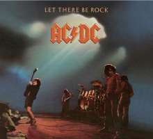 AC/DC: Let There Be Rock (Jewelcase), CD