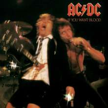 AC/DC: If You Want Blood You've Got It (Jewelcase), CD