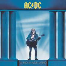 AC/DC: Who Made Who (Jewelcase), CD