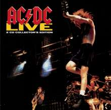 AC/DC: Live (Collector's Edition), 2 CDs