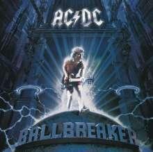 AC/DC: Ballbreaker (Jewelcase), CD