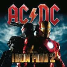 AC/DC: Filmmusik: Iron Man 2 (Jewelcase), CD